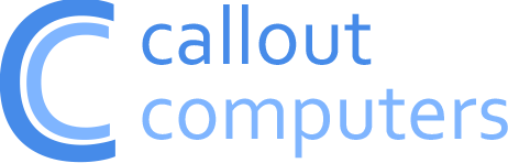 Callout Computers Retina Logo